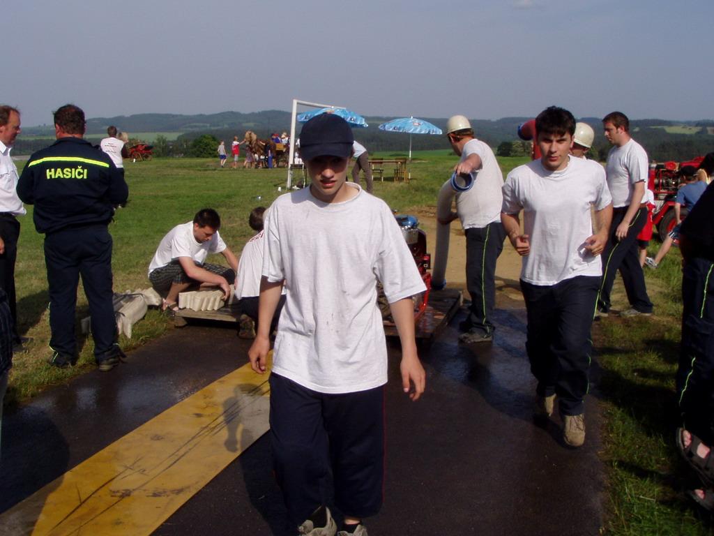 29.05.2008 - Hasičské závody