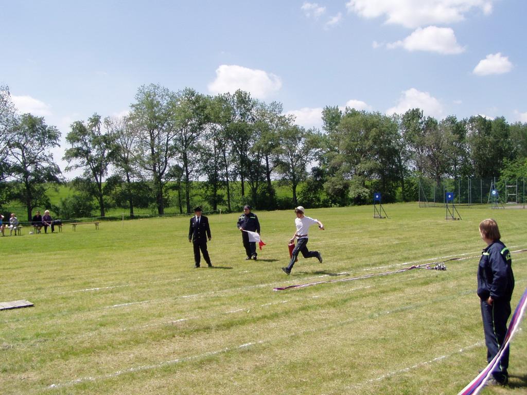 23.05.2009 - Hasičské závody