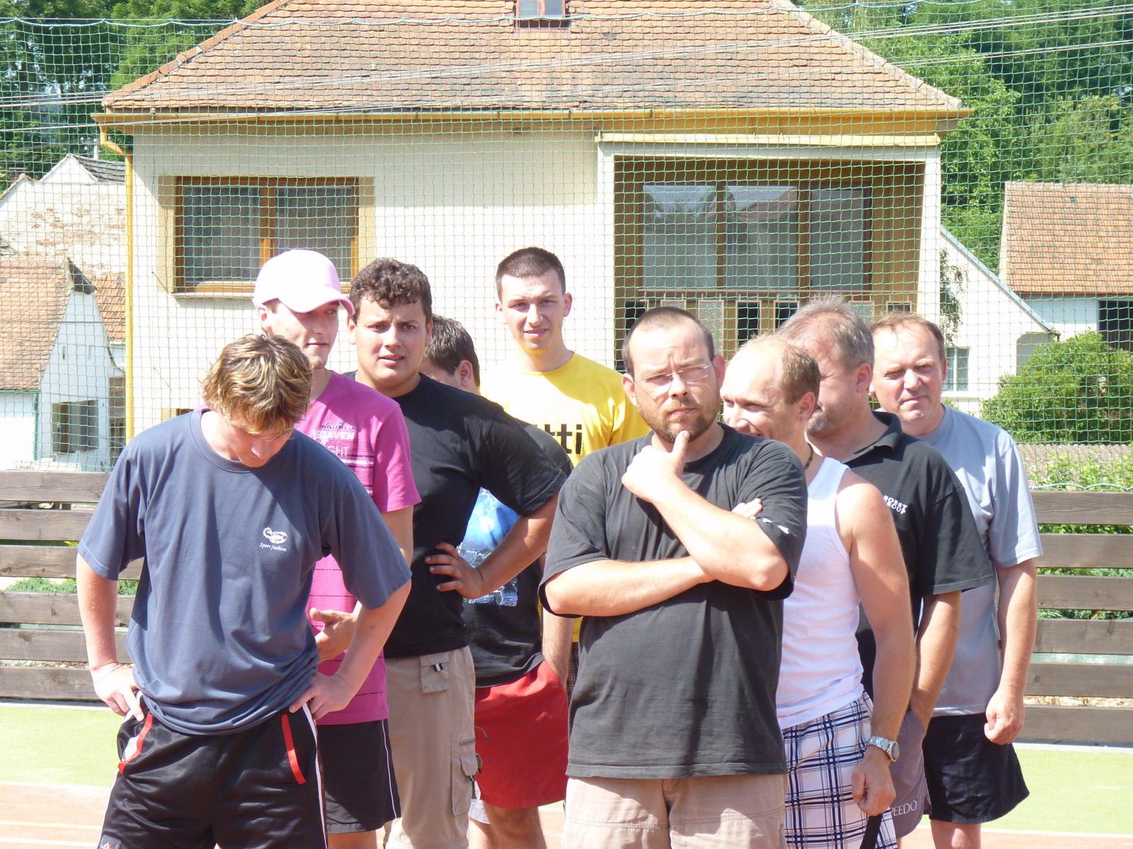 04.07.2010 - Pouťový turnaj