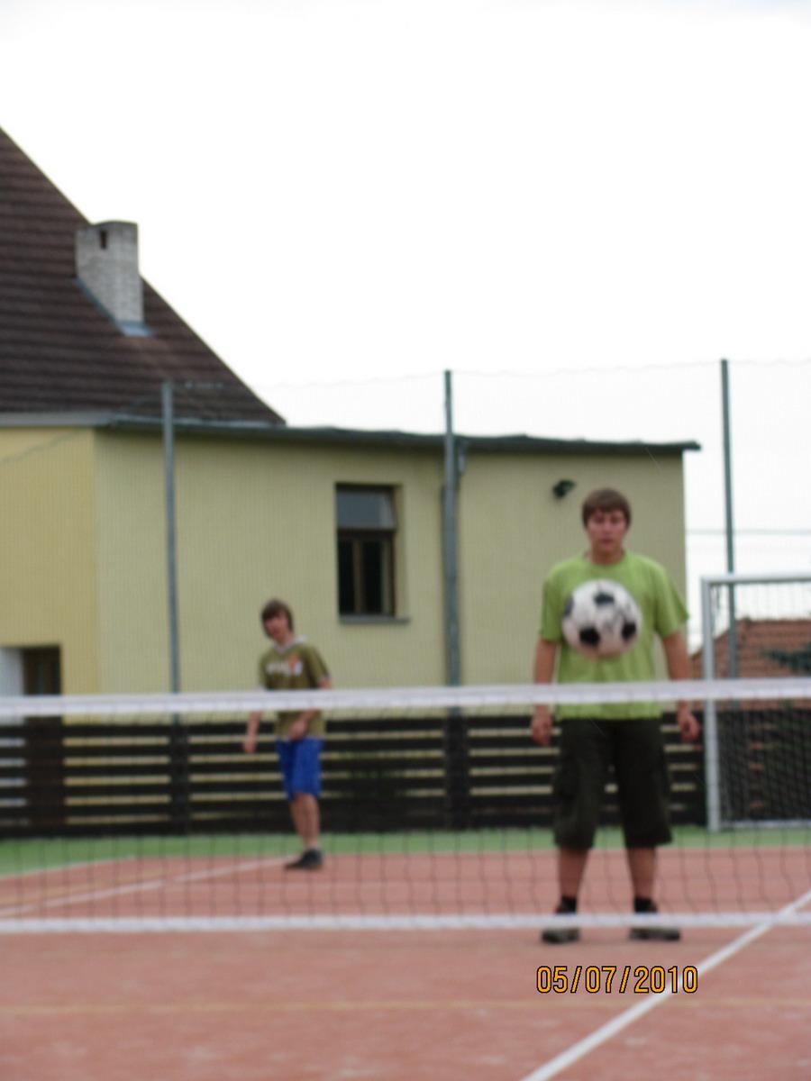 05.07.2010 - Pouťový turnaj