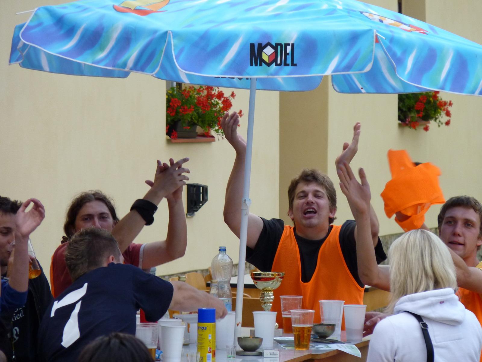 23.07.2011 - O pohár obce Rácovice